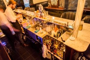 station inox de bar