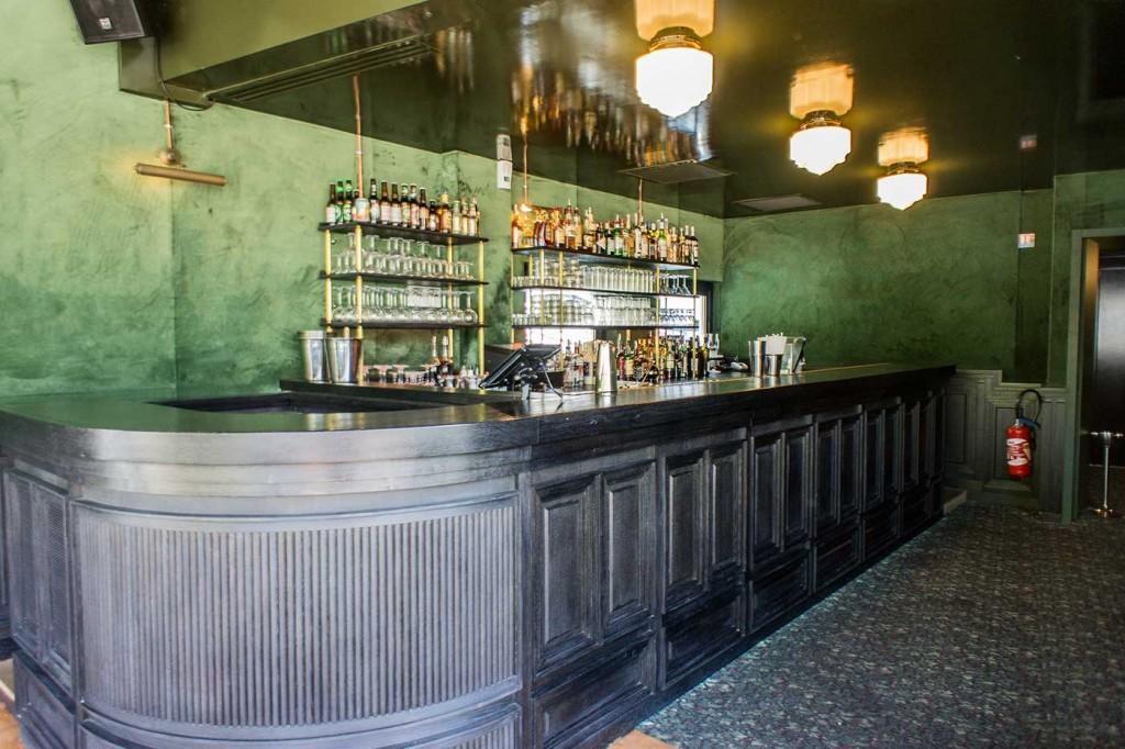 Ecce Gusto conception et réalisation de bar professionnels
