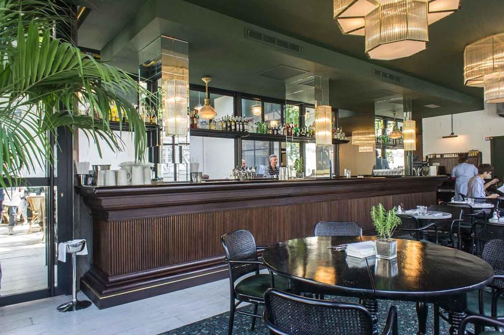 Ecce Gusto, conception et réalisation de comptoir de bar