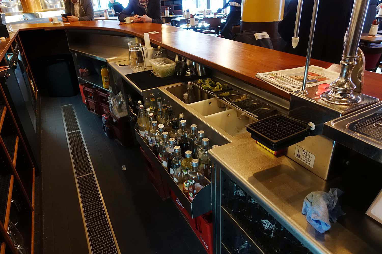 bar inox pub
