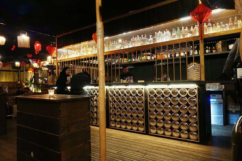 equipement bar professionnel