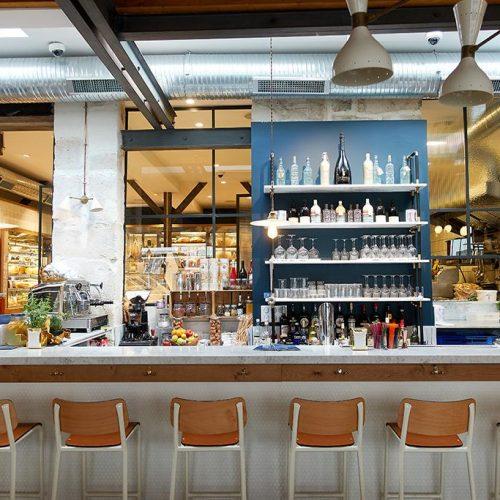 Agencement de bar des restaurants et brasseries