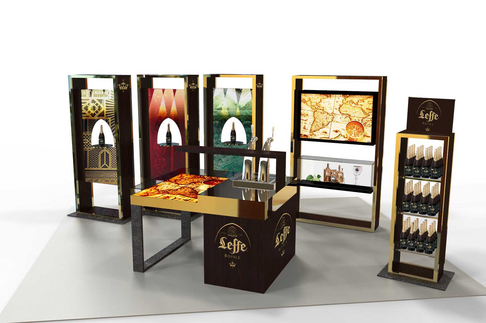 Stand leffe