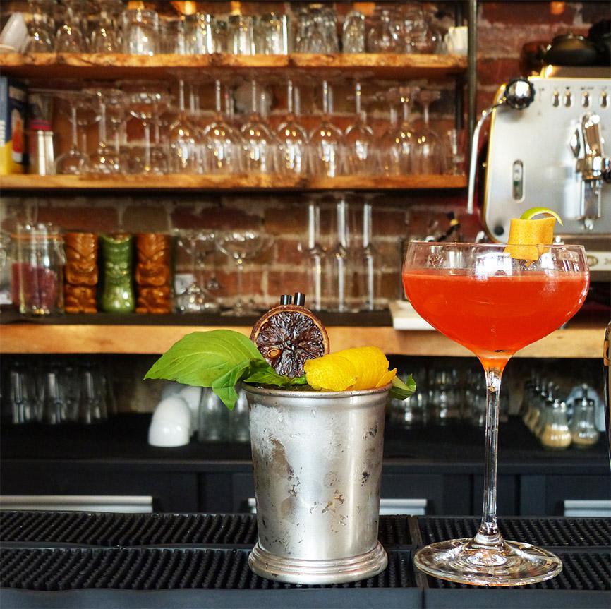 Belle Comment bien choisir ses verres à cocktail ? JD-57