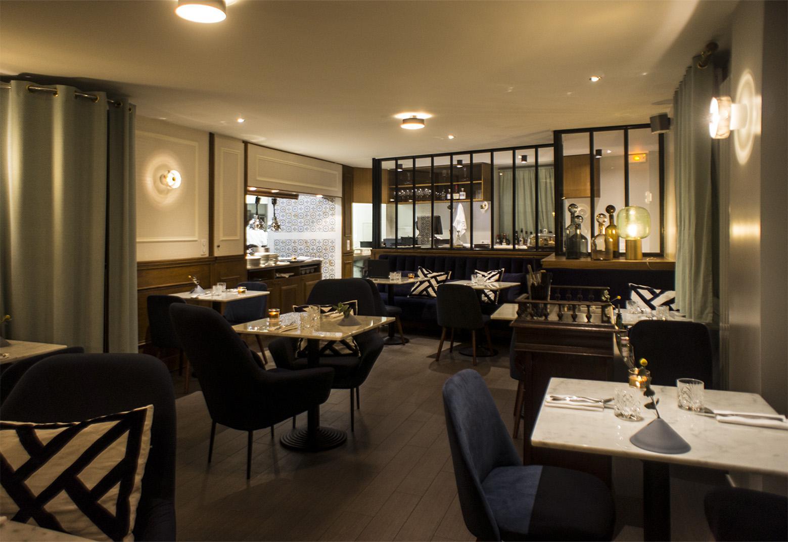décoration-restaurant - Ecce Gusto