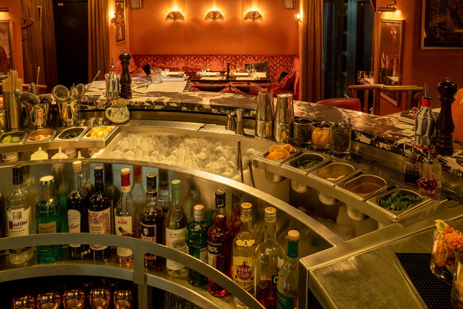 Bar pour professionel sur mesure